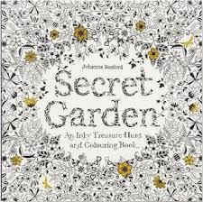 Fishpond Australia Secret Garden An Inky Treasure Hunt And Colouring Book By Johanna Basford Buy Books Online