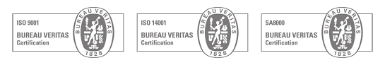 logo bureau veritas certification sustainability marp