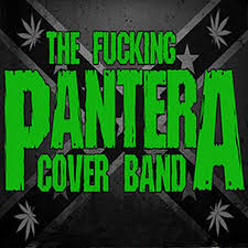 Pantera Shedding Skin Live by The F King Pantera Cover Band Youtube