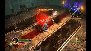 dungeon siege 3 max level dungeon siege iii dlc treasures of the sun fight molochi