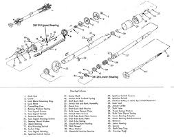 1979 Ford Truck Steering Column Parts Diagram - Product Wiring ...
