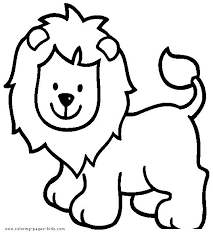 Awesome Pictures Of Lions To Color 52 In With