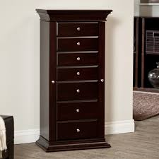 Belham Living Harper Espresso Jewelry Armoire - Walmart.com Belham Living Lighted Wall Mount Locking Jewelry Armoire Morgan Dark Walnut Hives And Honey Standing With Mirror White Clothes Storage Florence Oak Heritage Cheval Walmartcom Top Black Options Reviews World Harper Driftwood Hayneedle Shop For The Madison Gray Wash At Natalie Silver Leaf Ava Mirrored