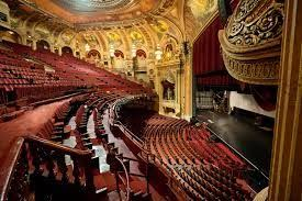 Beaufiful Chicago Theatre Seating Chart Noble Fool