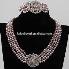 100 Pearl Design Fashion Wedding Jewellery S Heavy Necklace Set Buy Heavy Necklace SetLatest SetJewellery Set Product On Alibabacom