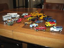 100 Big Truck Toys BIG LOT OF KIDS TOY CARSTRUCKSPOLICEFIREBIG TRUCKS ETC
