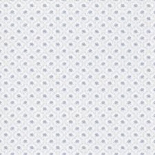 tapete blumen landhaus blau beige tapete rasch textil