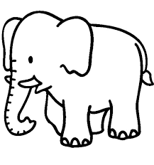 School Simply Simple Jungle Animal Coloring Pages
