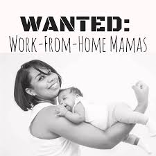 WANTED Work From Home Moms ⎜ Life in Blue ⎜ Survey