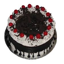 BLACK FOREST COOL CAKE 1 KG