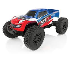 Team Associated MT28 1/28 RTR 2WD Mini Electric Monster Truck ...