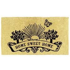paillasson design achat vente paillasson home sweet home