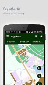 Yogyakarta Map Offline Screenshot Thumbnail