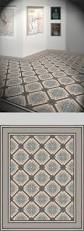 Trikeenan Basics Tile In Outer Galaxy by Marrakesh Glass Hexagon Mosaics Tile From The Home Depot