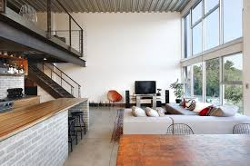 Bedroom Decor High End Furniture Melbourne Frugal Brands And Custom Loft Style Condo In Seattle With Stylish Industrial Modern Apartment Minimalist Interior