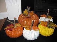 Make Dryer Vent Pumpkins by Diy Dryer Vent Hose Pumpkin Fall And Thanksgiving Pinterest