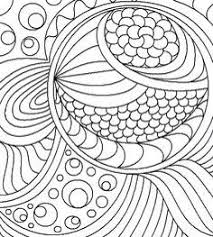 Feel Free To Color Lineart C DrachenLilly Abstract 4