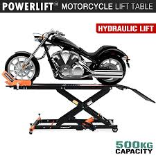 100 Truck Bed Motorcycle Lift Table Hydraulic