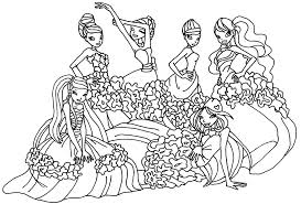 Girls From Winx Club Coloring Pages