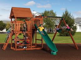 Backyard Adventures Magellan 3 Outdoor Playsets Swing Sets Give The Kids A Playset This Holiday Sears My Tips For Buying And Installing A Set Or Outdoor Skyfort Ii Wooden Playsets Backyard Discovery Amazoncom Prestige All Cedar Wood Costco Gorilla Swings Frontier Walmartcom Creations Adventure Mountain Redwood Installation Interesting Playground Design With And Home Paradise Home Decor Amazing For Billys Ma Ct Ri Nh Me