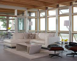 Houzz Living Room Sofas by Stunning White Leather Couch Living Room White Leather Couch