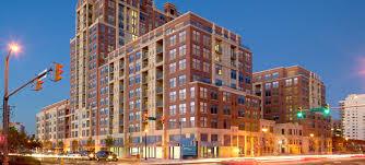 100 Crystal Point Apartments The Gramercy In Arlington VA