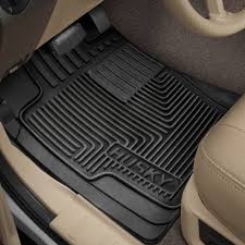 Husky® 51121 - Heavy Duty 1st Row Black Floor Mats Universal Fit 3piece Full Set Ridged Heavy Duty Rubber Floor Mat Armor All Black 19 In X 29 Car 4piece John Deere Vinyl 31 18 Mat0326r01 Bestfh Truck Tan Seat Covers With Combo Alterations Mats Red Metallic Design On Vehicle Beautiful For Weather Toughpro Infiniti G37 Whosale Custom For Subaru Forester Legacy 19752005 Bmw 3series Husky Liners Heavyduty