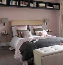 Magnificent White Pink Decorative Pillows For Bed Design Ideas