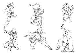 Coloriage De Naruto Demon Renard Shippuden Sasuke Digitaltrendinfo