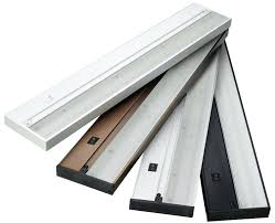 wac counter lighting fixtures kichler design pro led cabinet