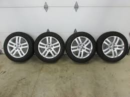 Like New Studdable Snow Tires On OEM 16