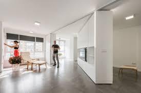 100 Sliding Walls Interior Movable Transform Giant Studio Into TwoBedroom Pad