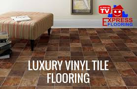 luxury vinyl tile flooring to fit any room in your home express