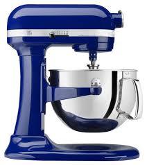 KitchenAid KP26M1XBU Professional 600 Series Stand Mixer Blue