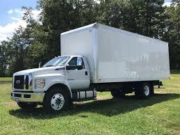 Ford F650 Van Trucks / Box Trucks For Sale ▷ Used Trucks On ...