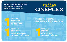 Costco Canada New Cineplex Movie Ticket Packages! | Canadian ...