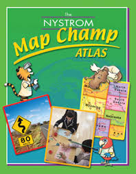 Nystrom Desk Atlas Answers by The Nystrom Map Champ Atlas Nystrom Education