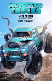 """Gear Up For The Teaser Poster Of """"Monster Trucks"""" – Pelikula Mania Monster Trucks Roar At Cheshire Fairgrounds Local News Hot Rod Hamster Truck Mania Walmartcom Best Of Bigfoot Mini For Sale Auto Info Free Stunt Apk Moscow Russia March 23 2013 Departs From The Behind The Scenes Jam A Million Little Echoes Sacramento Raceway Truck Mania Tickets Fanatic Posts Facebook 2016 Year Of Rc Photo Album 2018 Show Sunday Pittsburghs Pa"""
