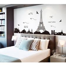 Paris Wall Decal Ebay With Teens Room For Found Household