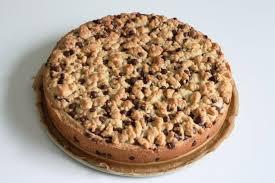 nutella cookie kuchen