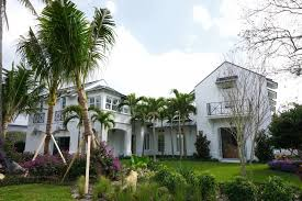 Modern Caribbean Jupiter Island Architecture