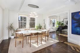 100 Manhattan Duplex A With Prewar Details WSJ