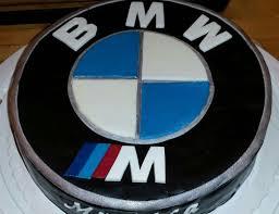 bmw logo torte