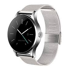 SEPVER All in 1 K88h Smart Watch Round IPS Screen Bluetooth 4 0