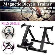 Lixada Professional Magnetic Indoor Bicycle Bike Trainer Exercise