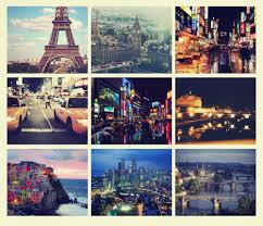 One Day I Will Travel All These Places