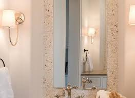 Blue Mosaic Bathroom Mirror by 15 Mosaic Bathroom Mirror Bathroom Shell Mosaic Mirror View