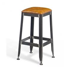 Industrial Bar Stool Commercial Murphy Modist Stools Rustic Metal Style Look Vintage Canada