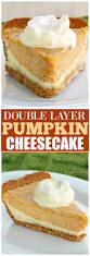 Pumpkin Layer Cheesecake by Double Layer Pumpkin Cheesecake The Who Ate Everything