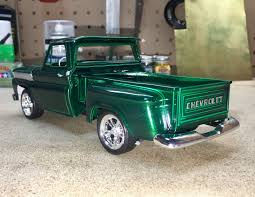 First Ever Model Car Build: 65 Chevy Stepside. Any Advise From ... 1965 Chevy Truck Flowmasters Sound Good Youtube Chevrolet C10 Volo Auto Museum Chevy Coe Pickup Scaledworld First Gen A Flawless Transformation Fuel Curve Apache Stepside Eric Lmc Truck Life Chevy Short Bed Step Side Patina Paint Hotrod Restomod Shop Short Bed Step Side Kenny H Great Rust Free Patina Paint Pickups Panels Vans Modified Oxford Chevrolet Blue Diecast Metal 187